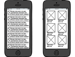 Grids or List? Which style boosts sales the most?
