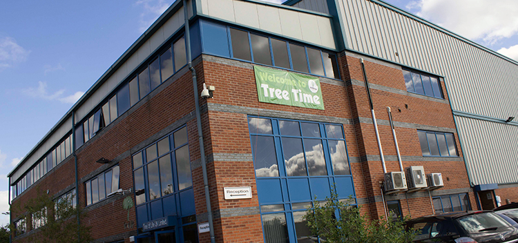 Tree of Life HQ in Newcastle-Under-Lyme
